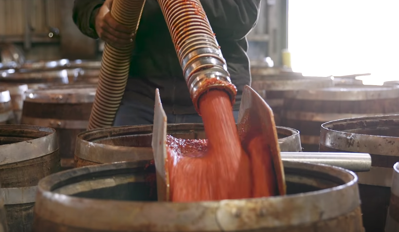 How The Tabasco Factory Churns Out 300,000 Bottles Of Hot Sauce Every Day