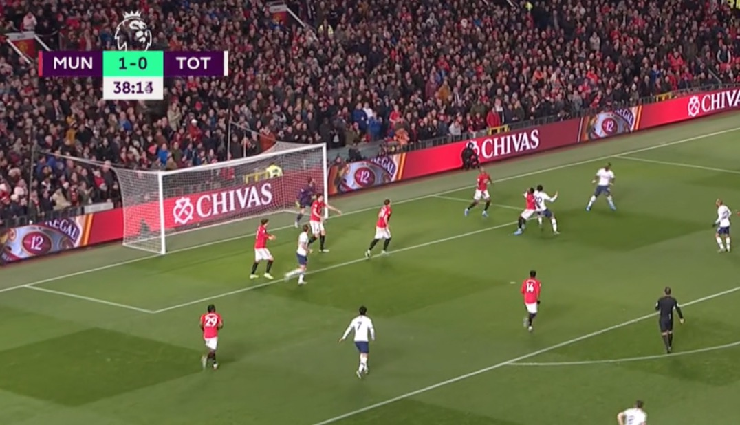This Goal From Tottenham's Dele Alli Is Just Absurd
