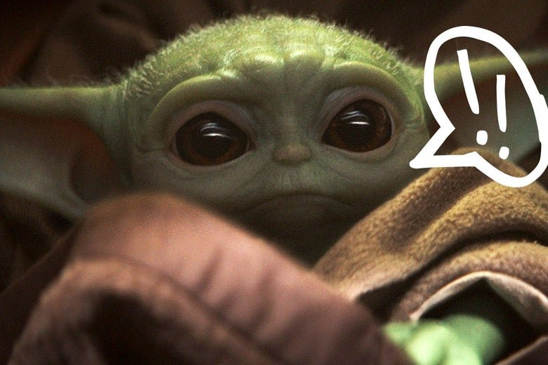 A Linguist Asks: What Might Baby Yoda's First Words Be?