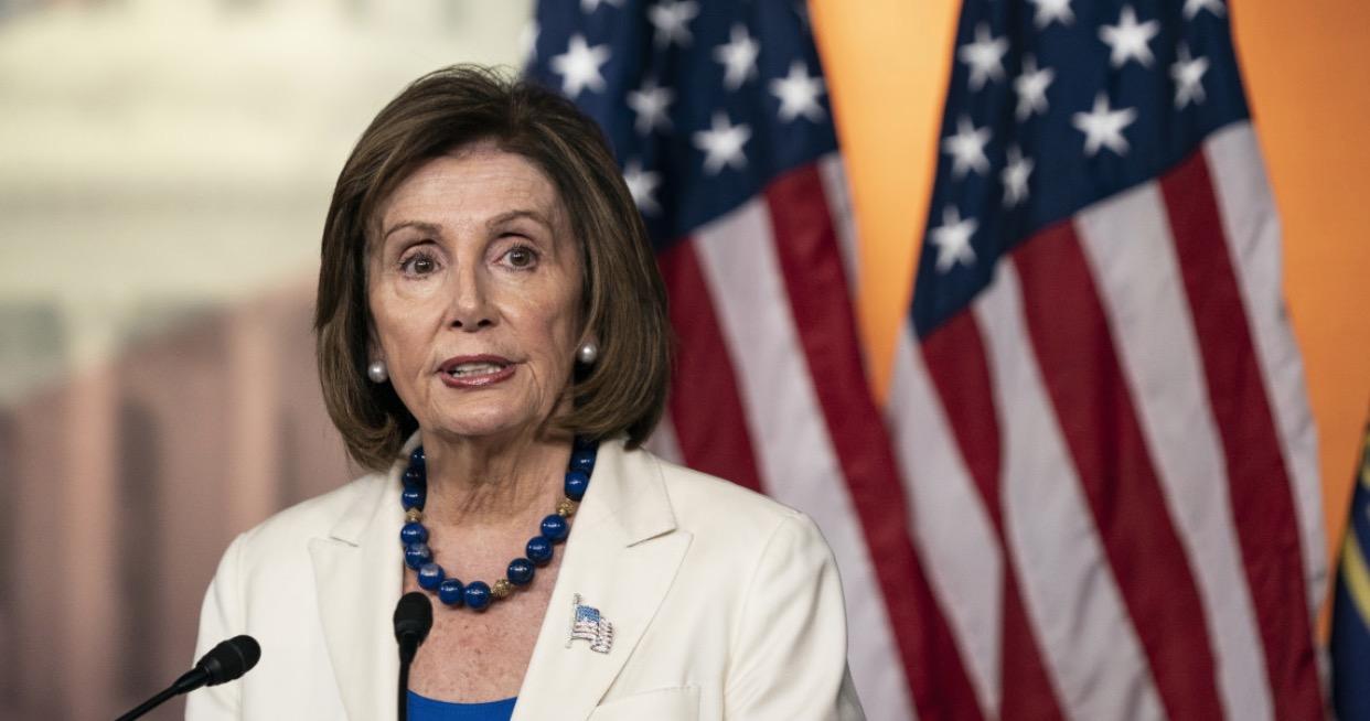 Pelosi Announces House Will Draft Articles Of Impeachment Against Trump