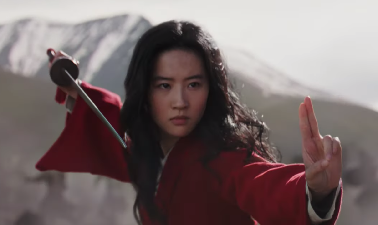 The Official Trailer For Disney's 'Mulan' Has Dropped And It Looks Stellar