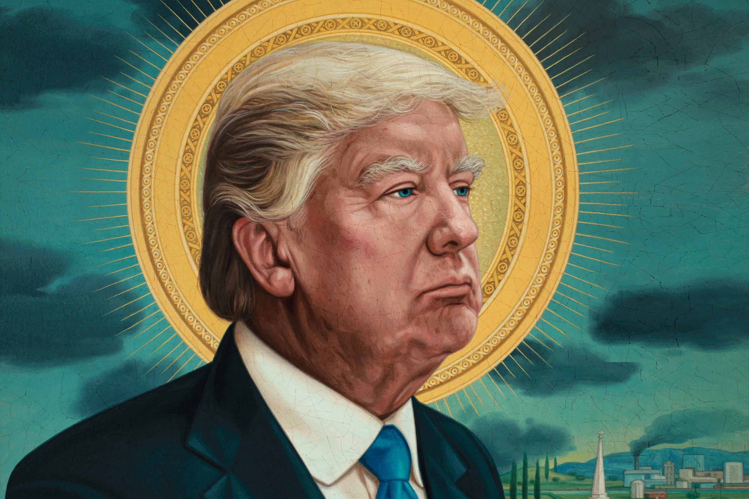 Why The Christian Right Worships Donald Trump