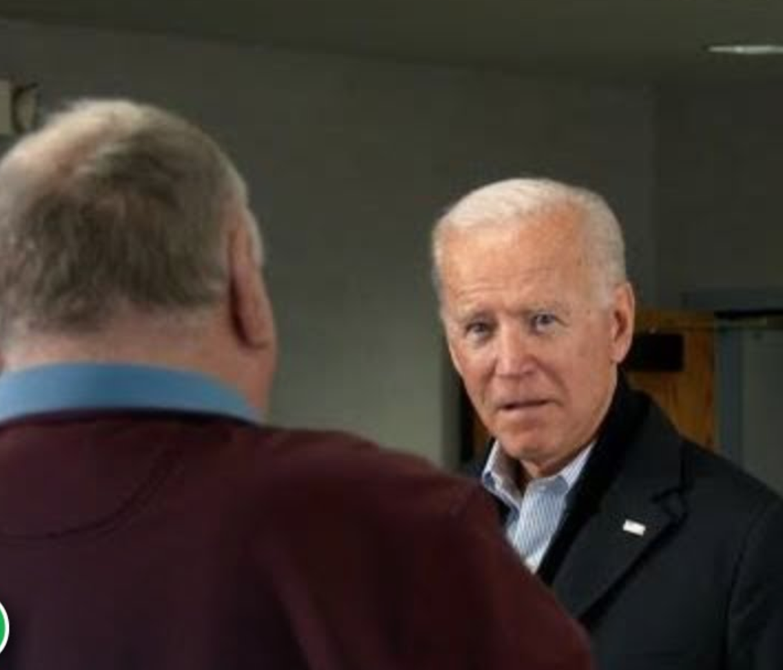Joe Biden Gets Into A Heated Argument With Iowa Voter: 'You're A Damn Liar!'