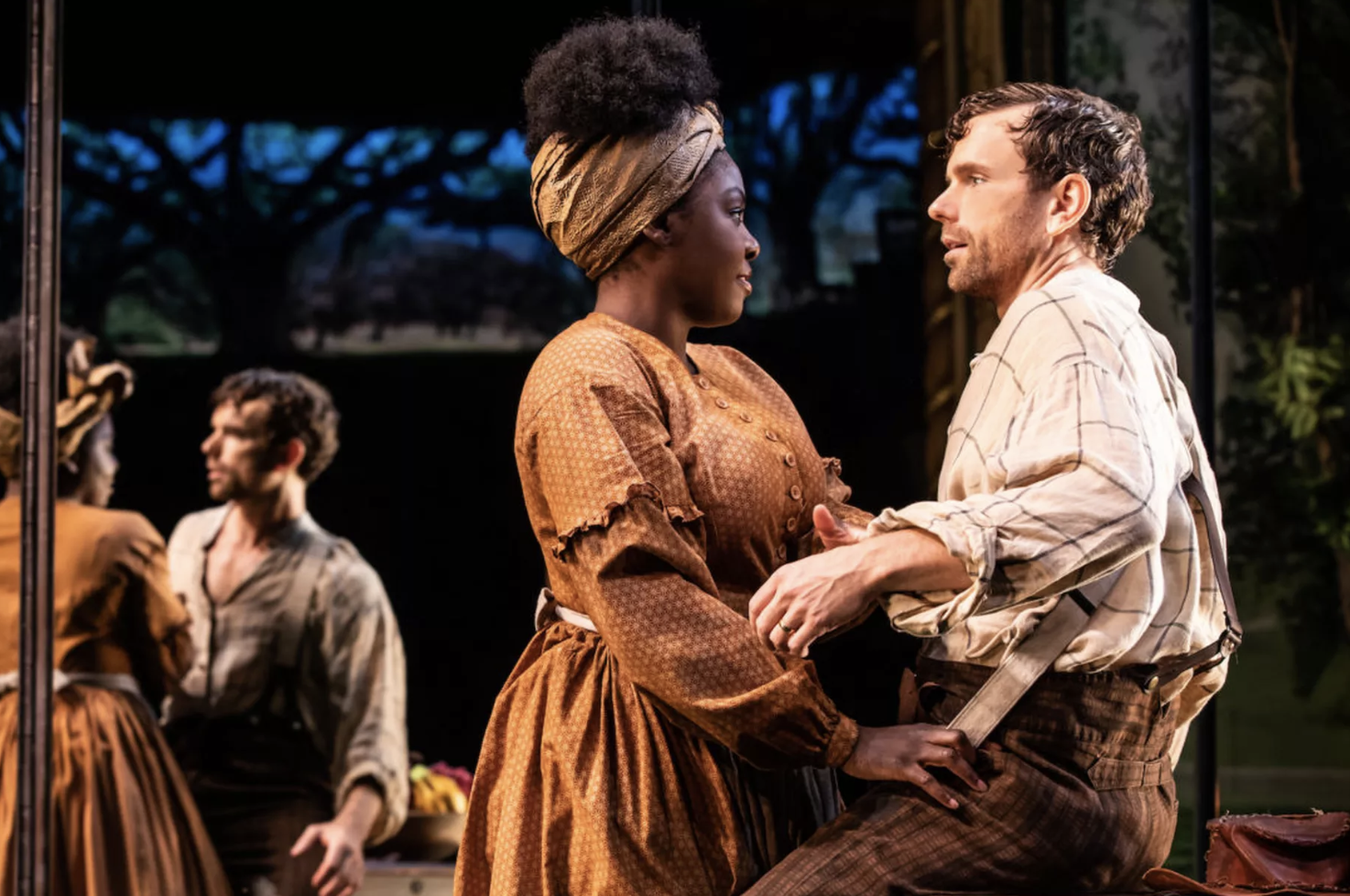 Reckoning With 'Slave Play,' The Most Controversial Show On Broadway