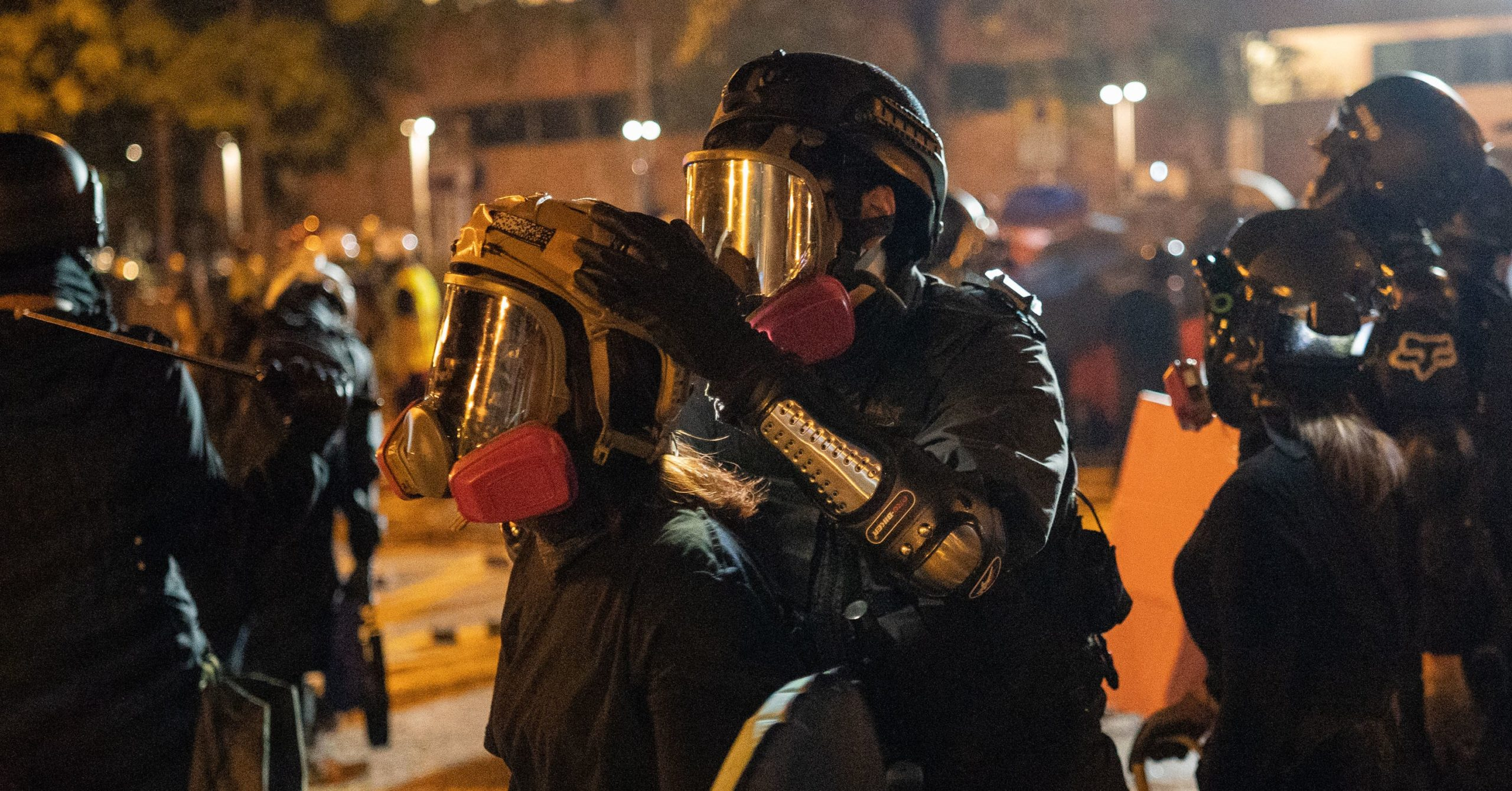 Students And Police Were At War On A Campus Under Siege. The Sewers Were The Only Escape