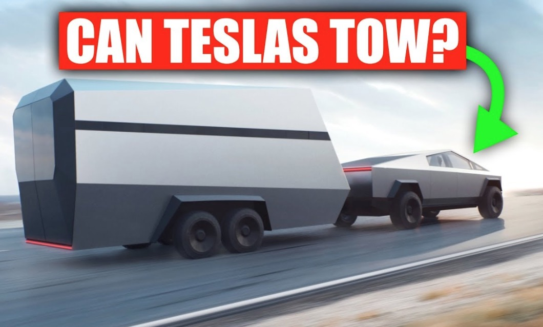 Why Teslas Have Trouble Towing