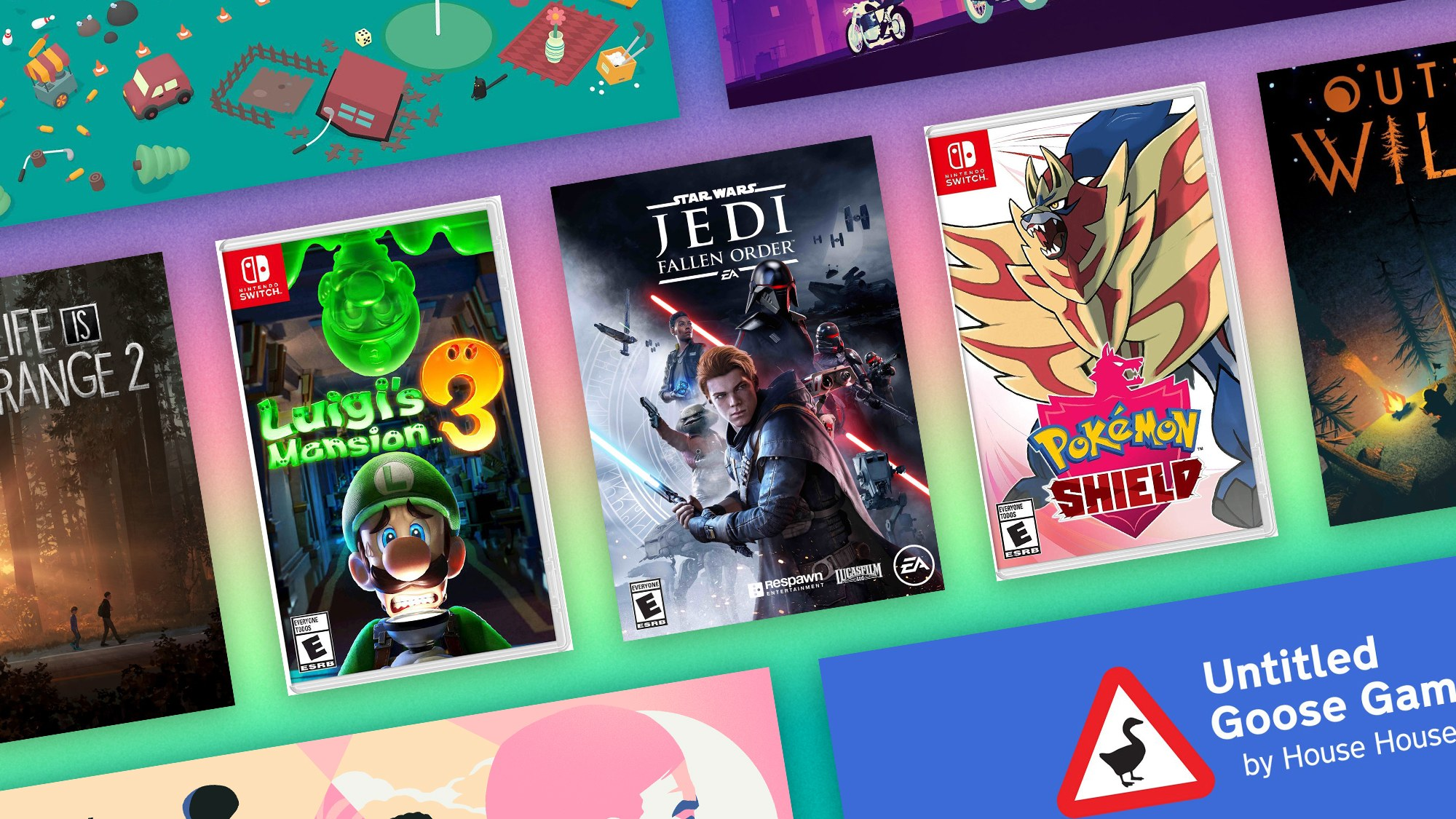 The Best Video Games Of 2019
