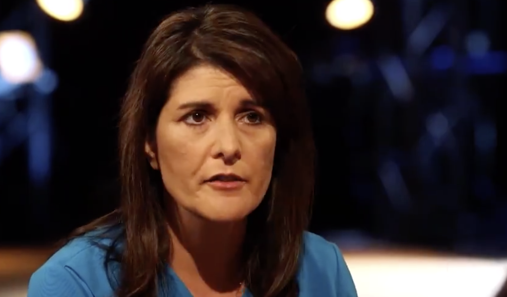 Nikki Haley Thinks The Confederate Flag Was Totally Benign Until Dylan Roof 'Hijacked' It