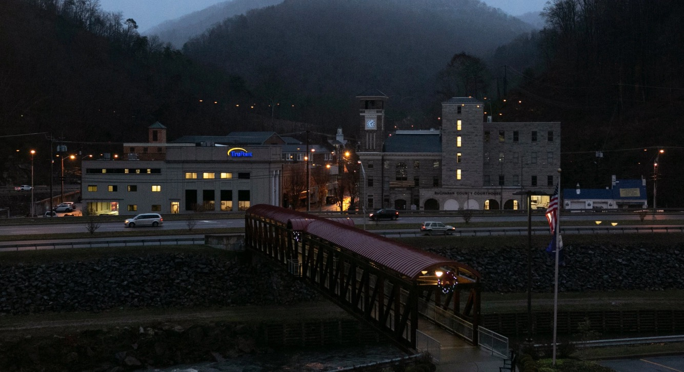 Can A Coal Town Reinvent Itself?