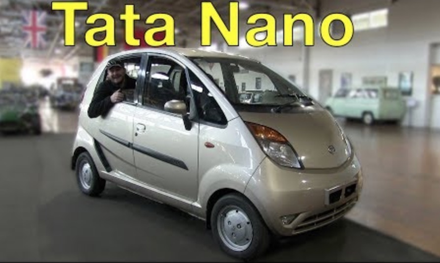 The Tata Nano Was One Of The Cheapest Cars Ever Produced — What's The Catch?