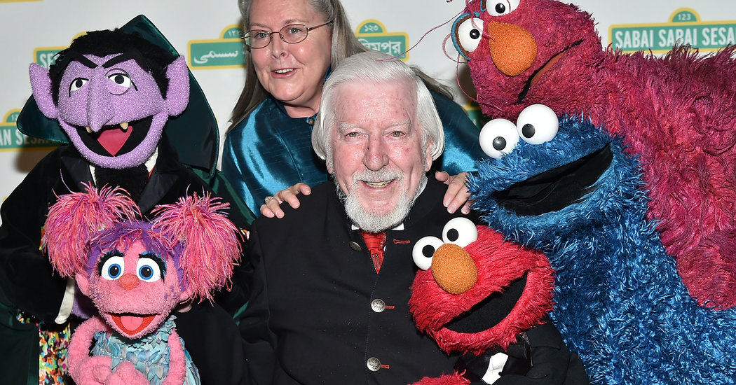 Caroll Spinney, Big Bird's Alter Ego On 'Sesame Street,' Is Dead At 85
