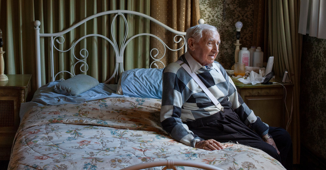 Lovers In Auschwitz, Reunited 72 Years Later. He Had One Question