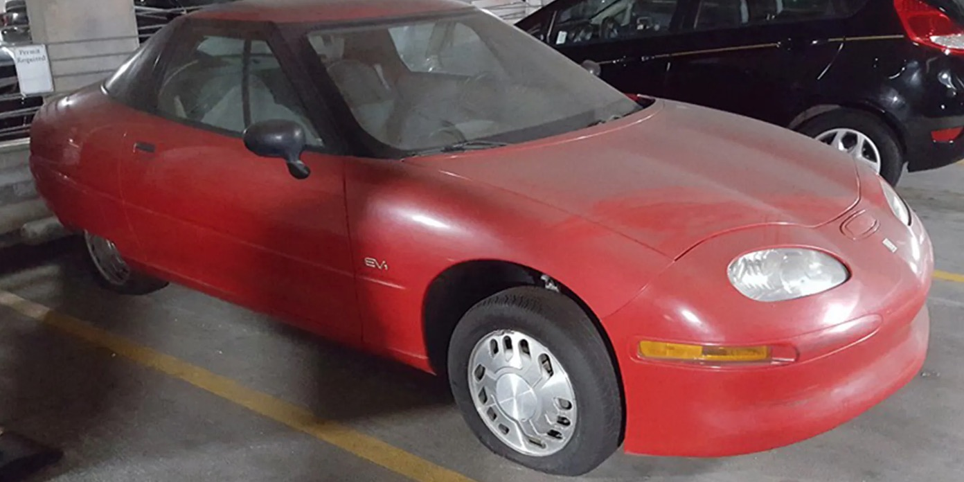 One Of The Rarest Cars In The World Is Abandoned In An Atlanta Parking Garage
