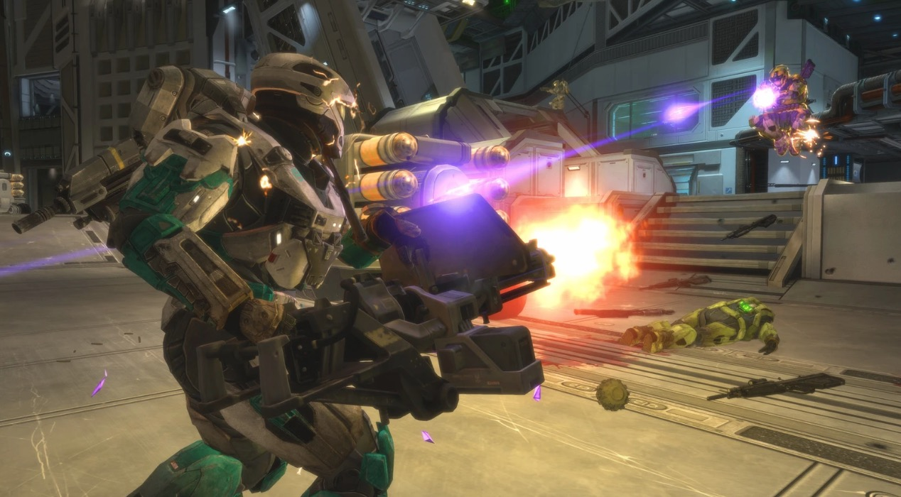 The Remastered Graphics In 'Halo: Reach' Are Almost Too Perfect To Be Good