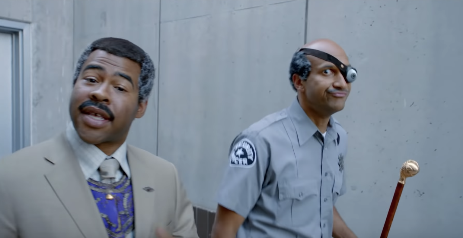 Key & Peele Imagine Hogwarts As An Inner City School, And Hoo Boy