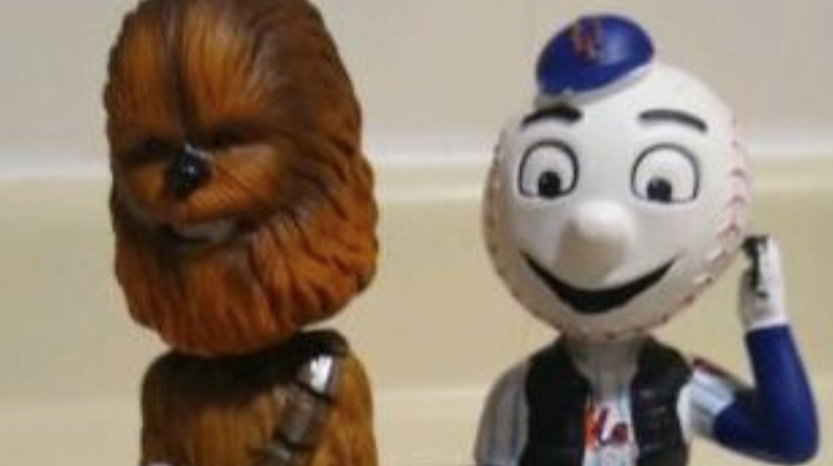 A Brief History Of Star Wars Baseball Bobbleheads