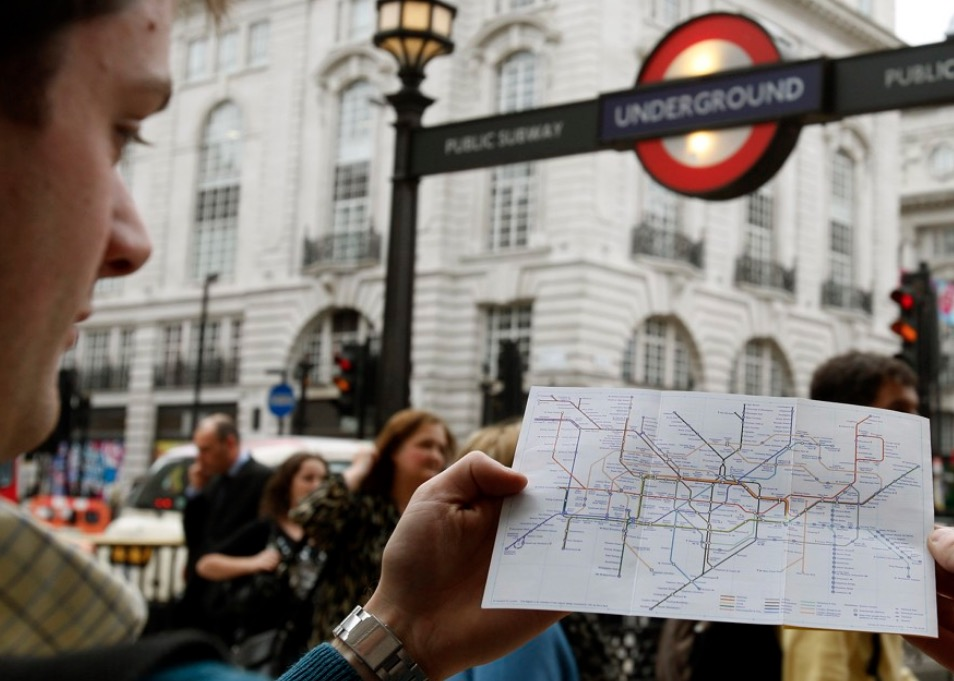 Why The London Tube Map May Need A New Design