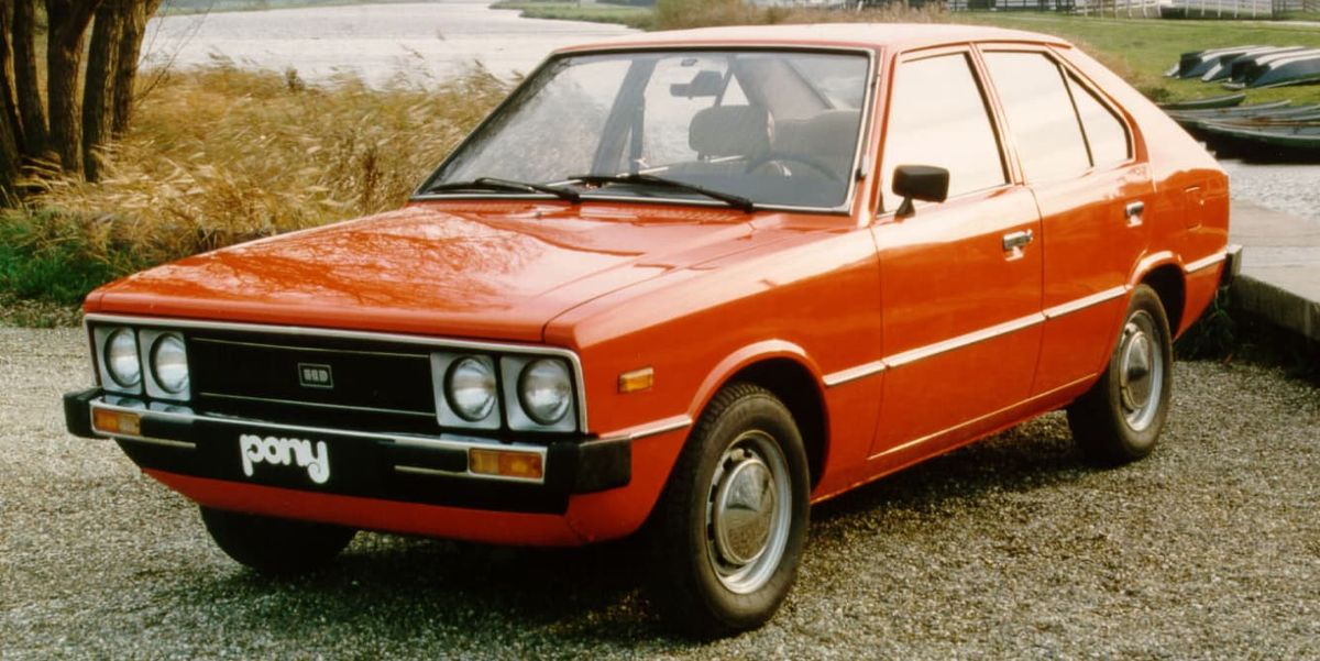 The Audacity Of The First Hyundai In North America