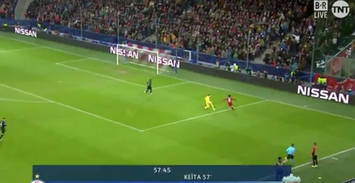 How On Earth Did Mo Salah Score This Goal?