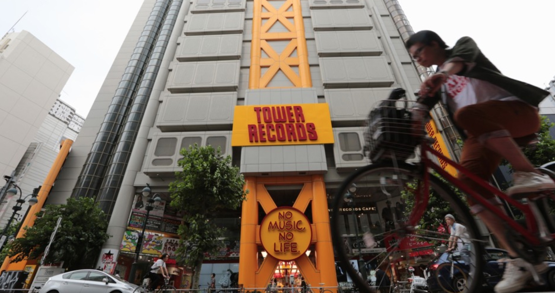 The Bankrupt American Brands Still Thriving In Japan