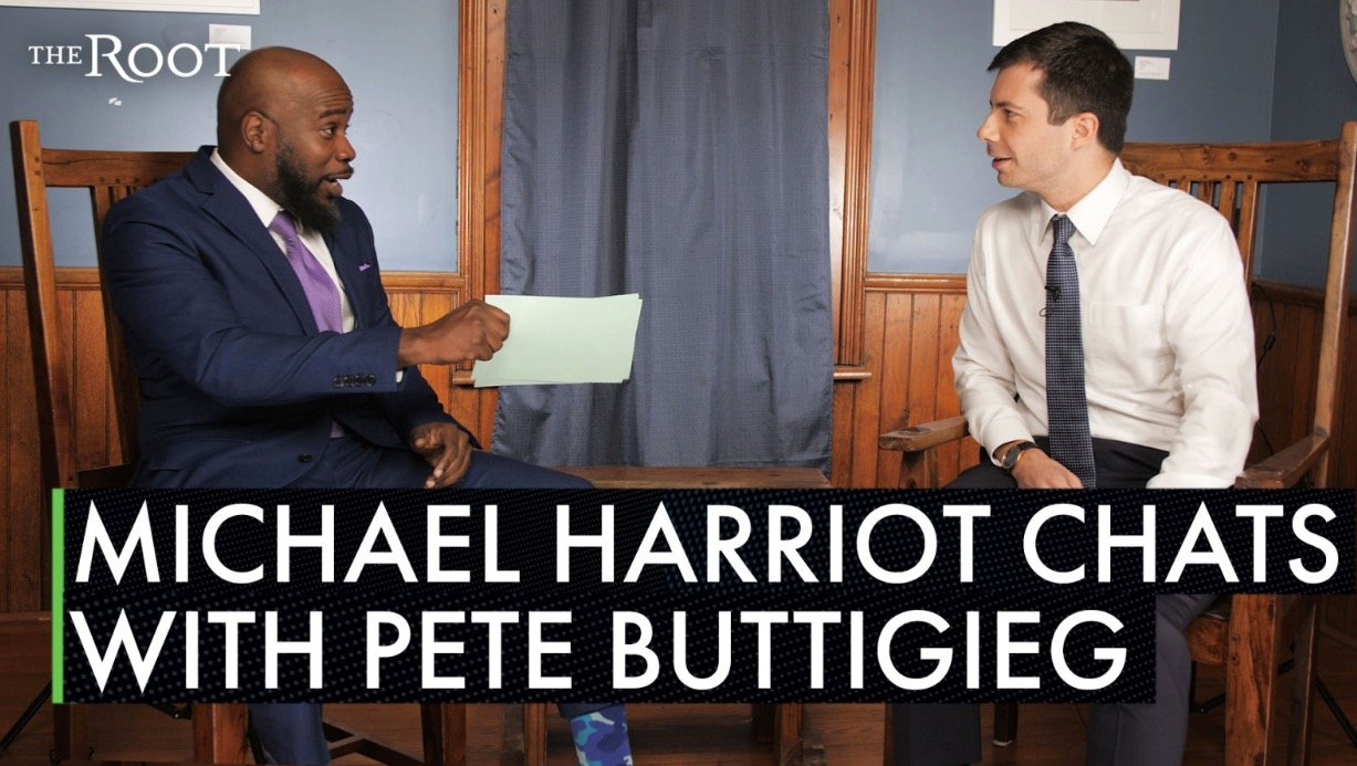 Pete Buttigieg Faces Off With The Root Writer Who Called Him A 'Lying Motherf*cker'