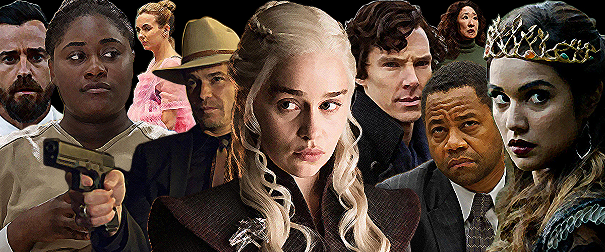 The 10 Best Literary TV Adaptations Of The Decade
