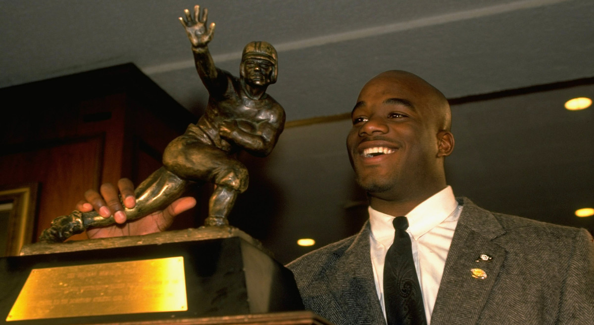 Death Of A Heisman Winner: The Fall Of Rashaan Salaam