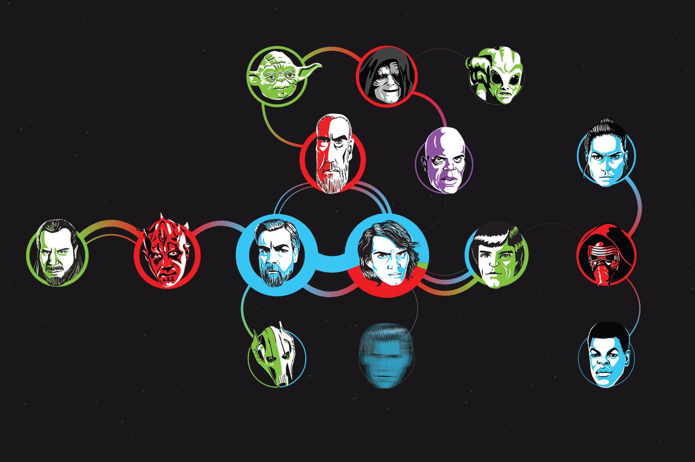 The Lightsaber Duels