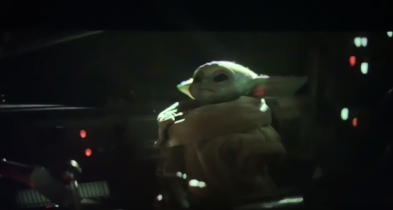 Let Baby Yoda Listen To Toto's 'Africa,' You Monsters