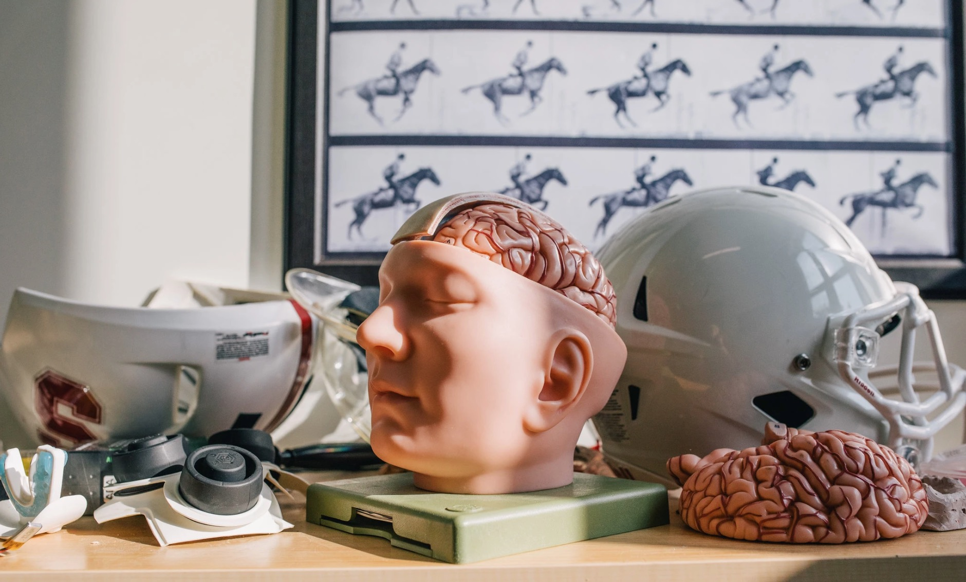 This Helmet Will Save Football. Actually, Probably Not