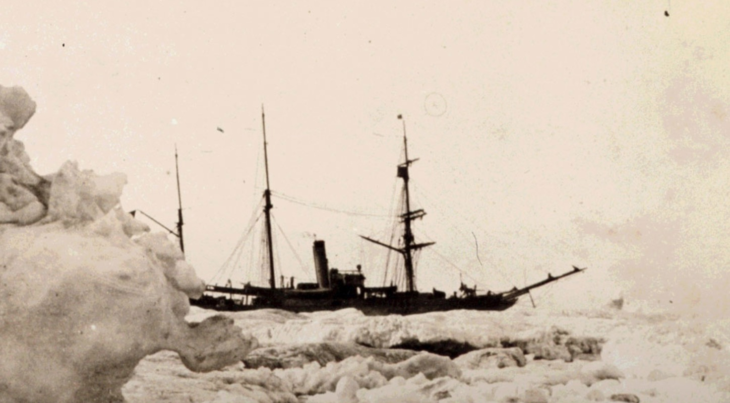Icebound: The Climate-Change Secrets Of 19th Century Ship's Logs