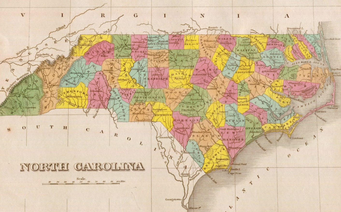 Why North Carolina Is The Most Linguistically Diverse State