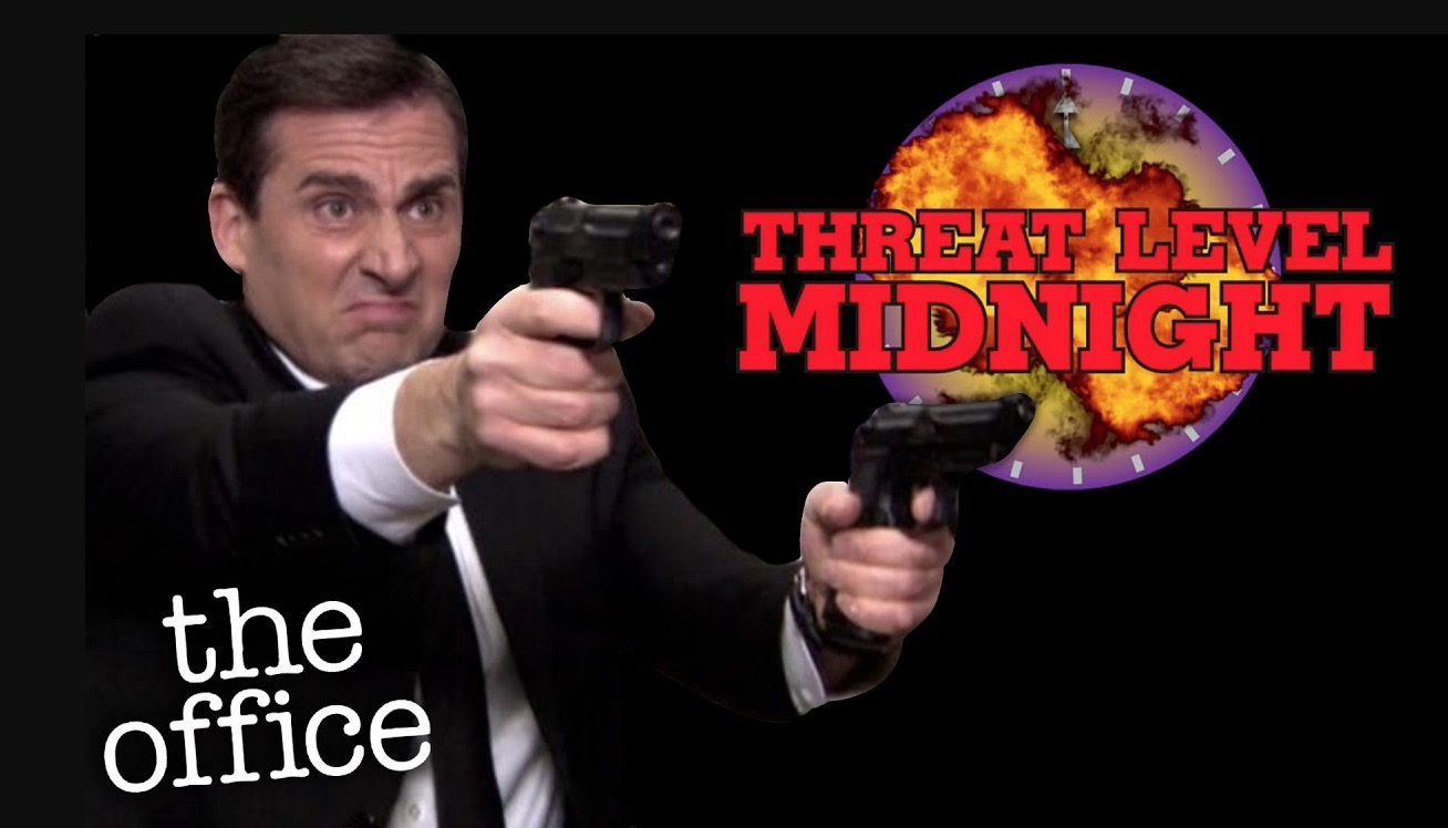 'The Office' Released Michael Scott's Full-Length 'Threat Level Midnight' Movie And It's A Masterpiece