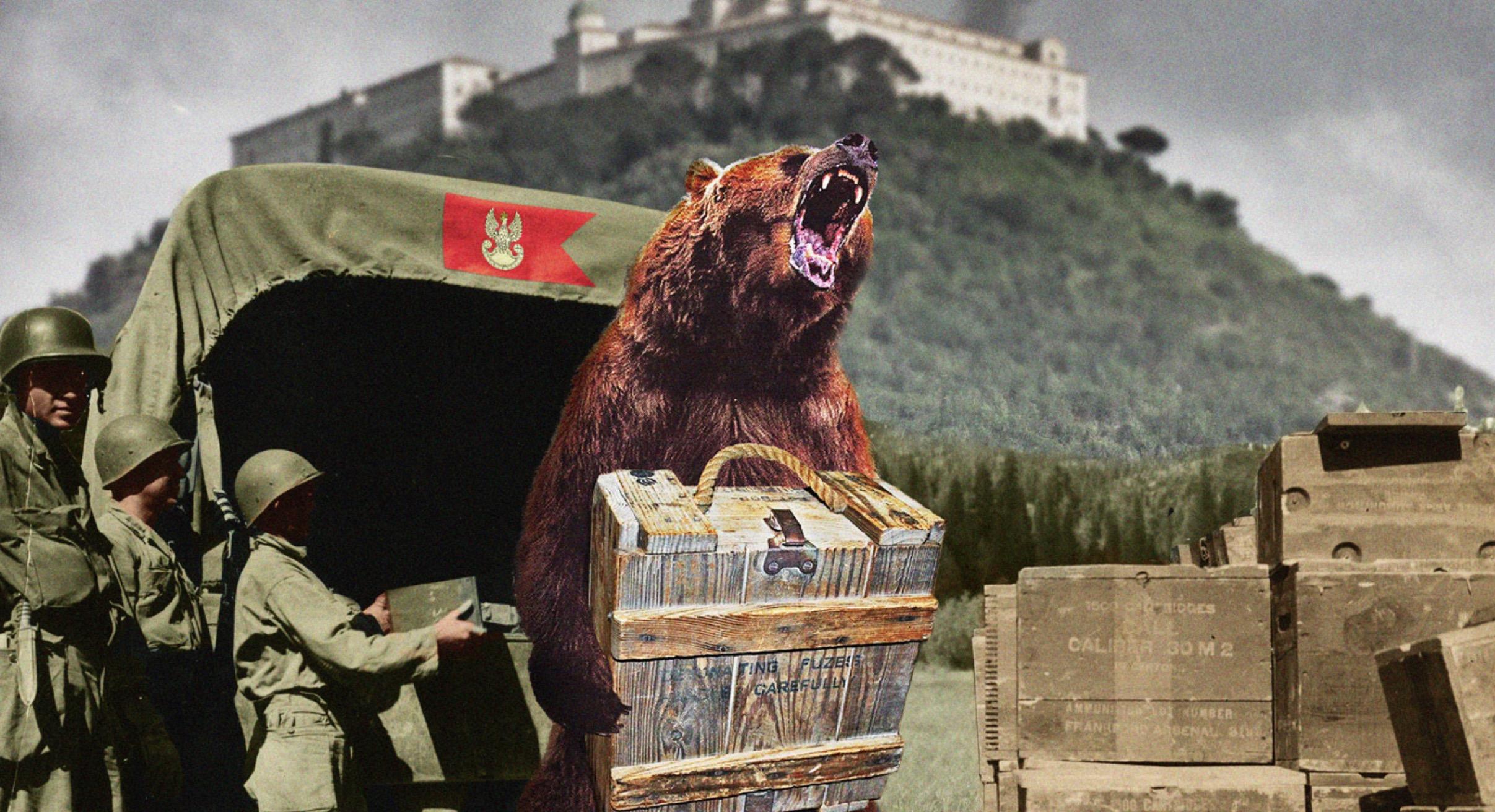 Private Wojtek's Right To Bear Arms