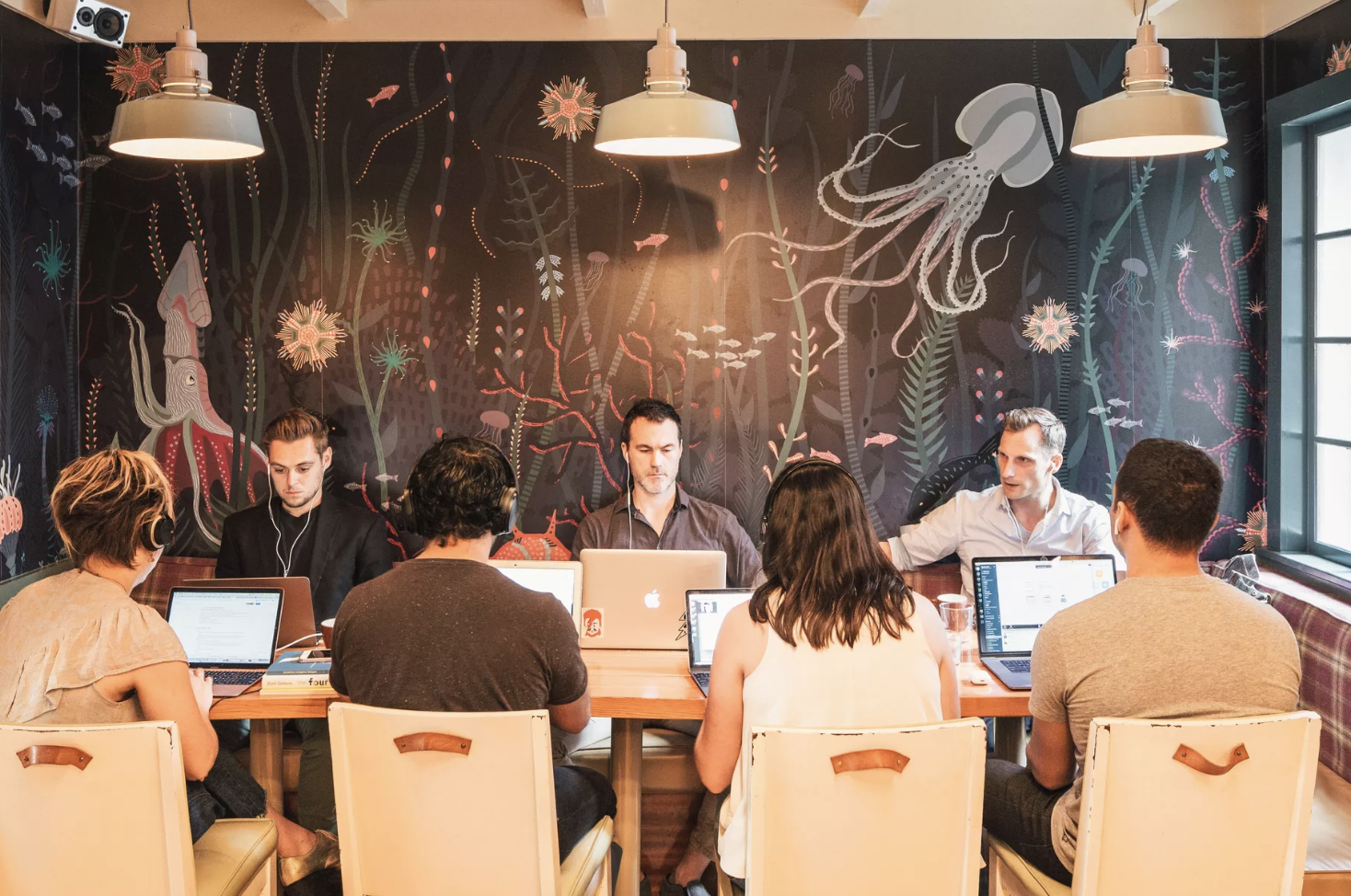 WeWork Is Shutting Down A Restaurant Coworking Startup It Acquired Only Four Months Ago