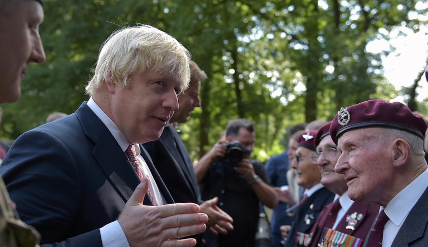 Boris Johnson, Tories Set For Landslide According To UK Election Exit Polls