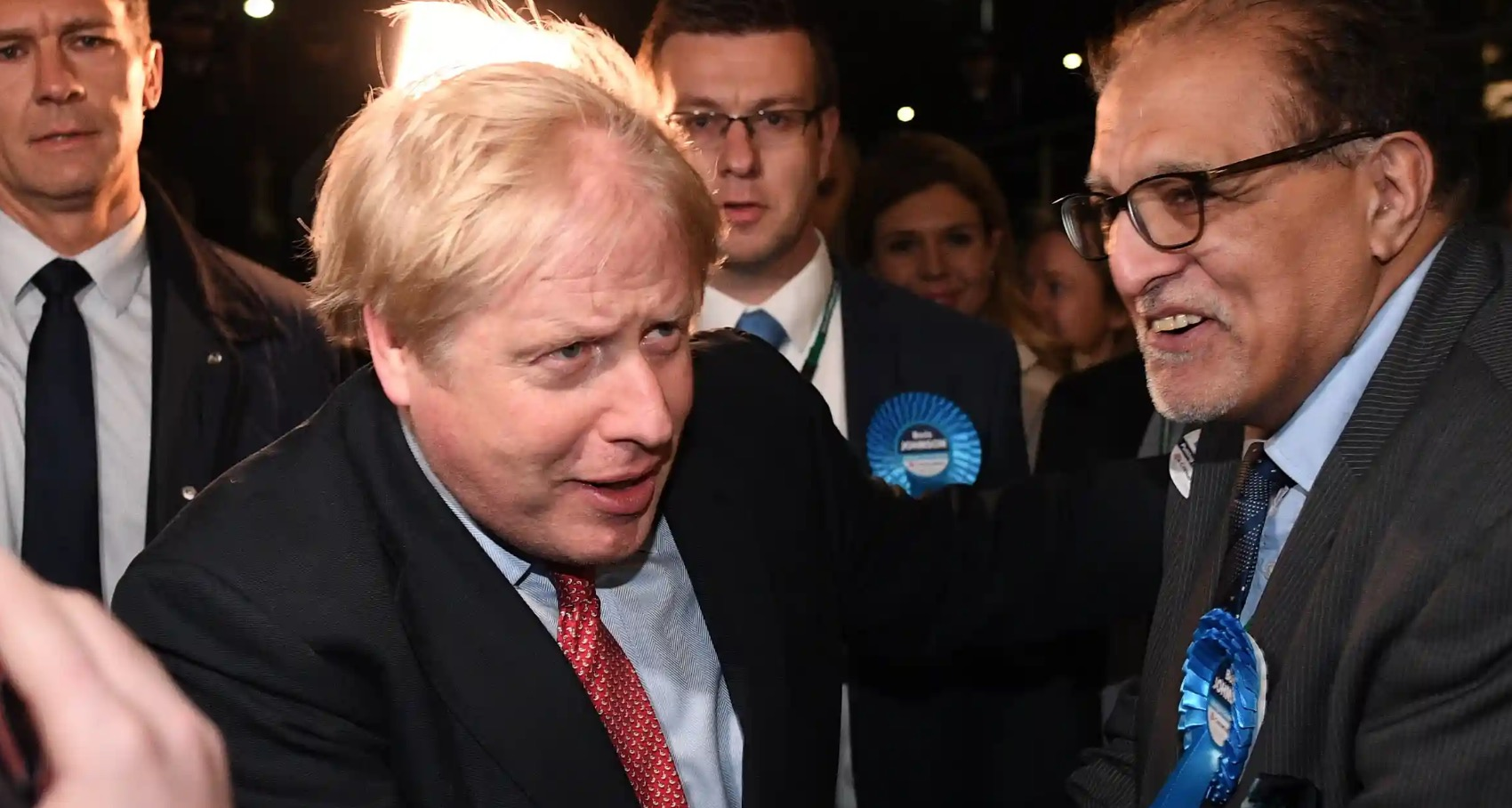 Boris Johnson Leads Tories To Historic UK General Election Win