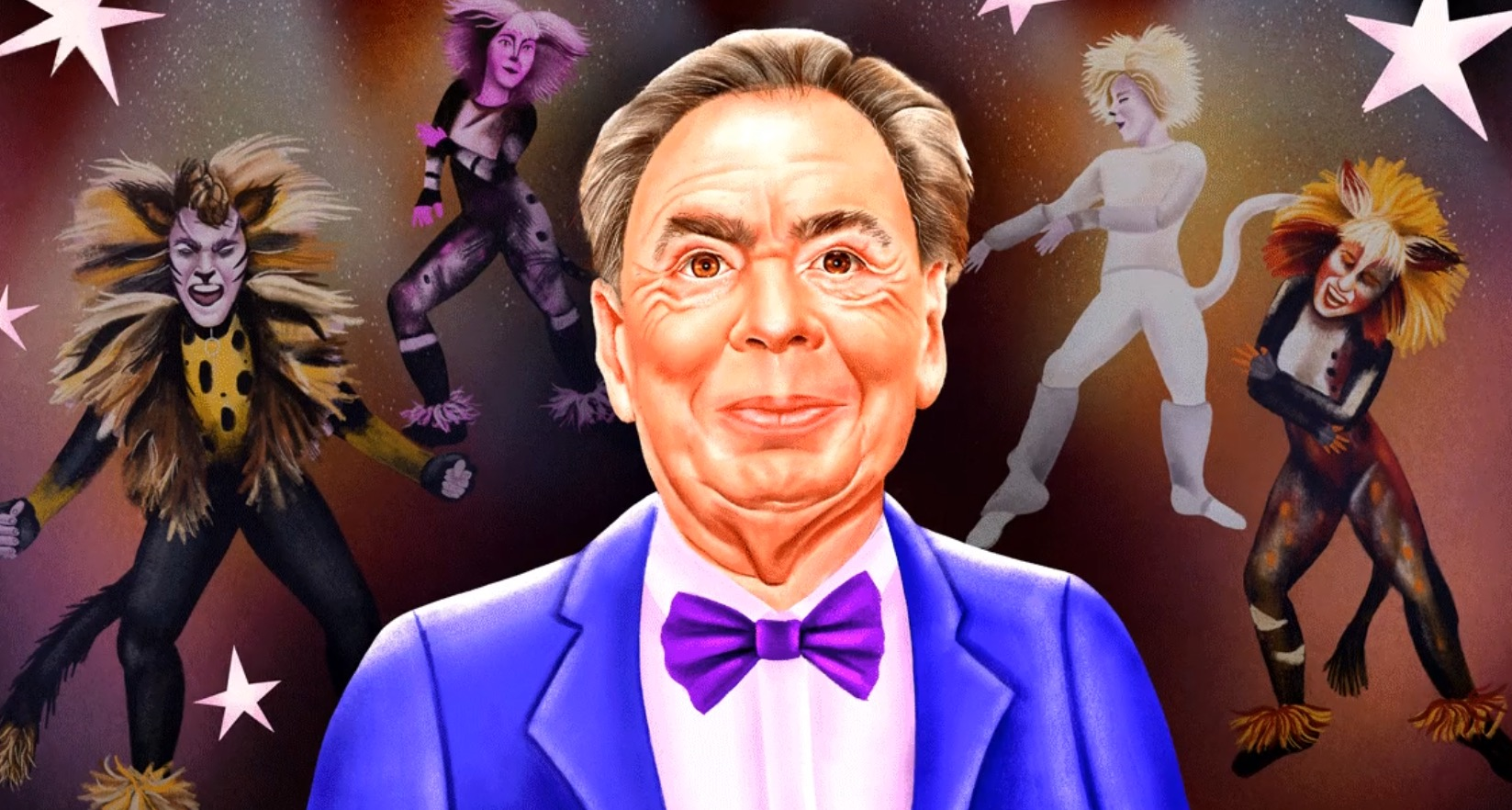 How Cats Made Andrew Lloyd Webber The King Of The Broadway Spectacle