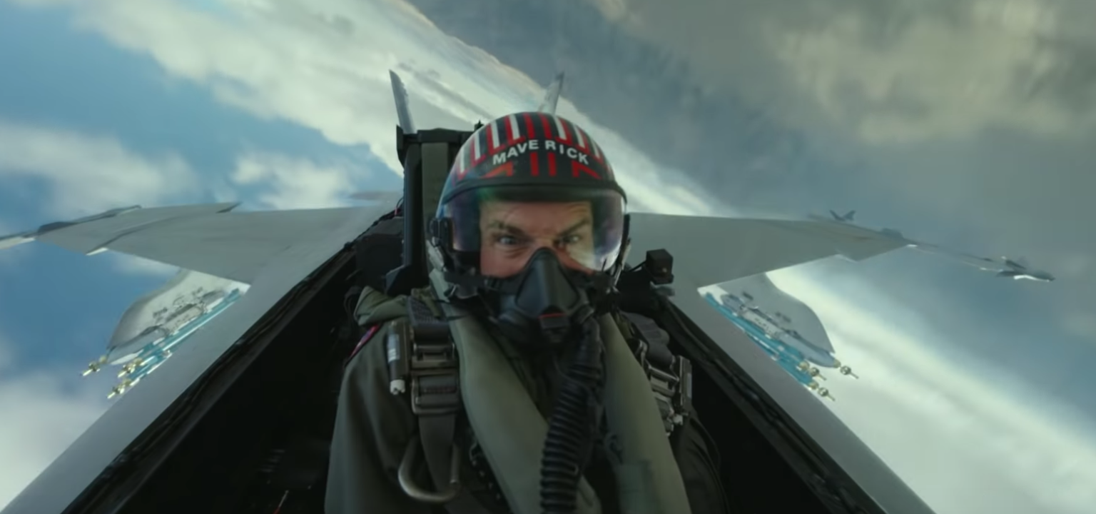 New Trailer Of 'Top Gun: Maverick' Is Full Of One Crazy Flight Stunt After Another