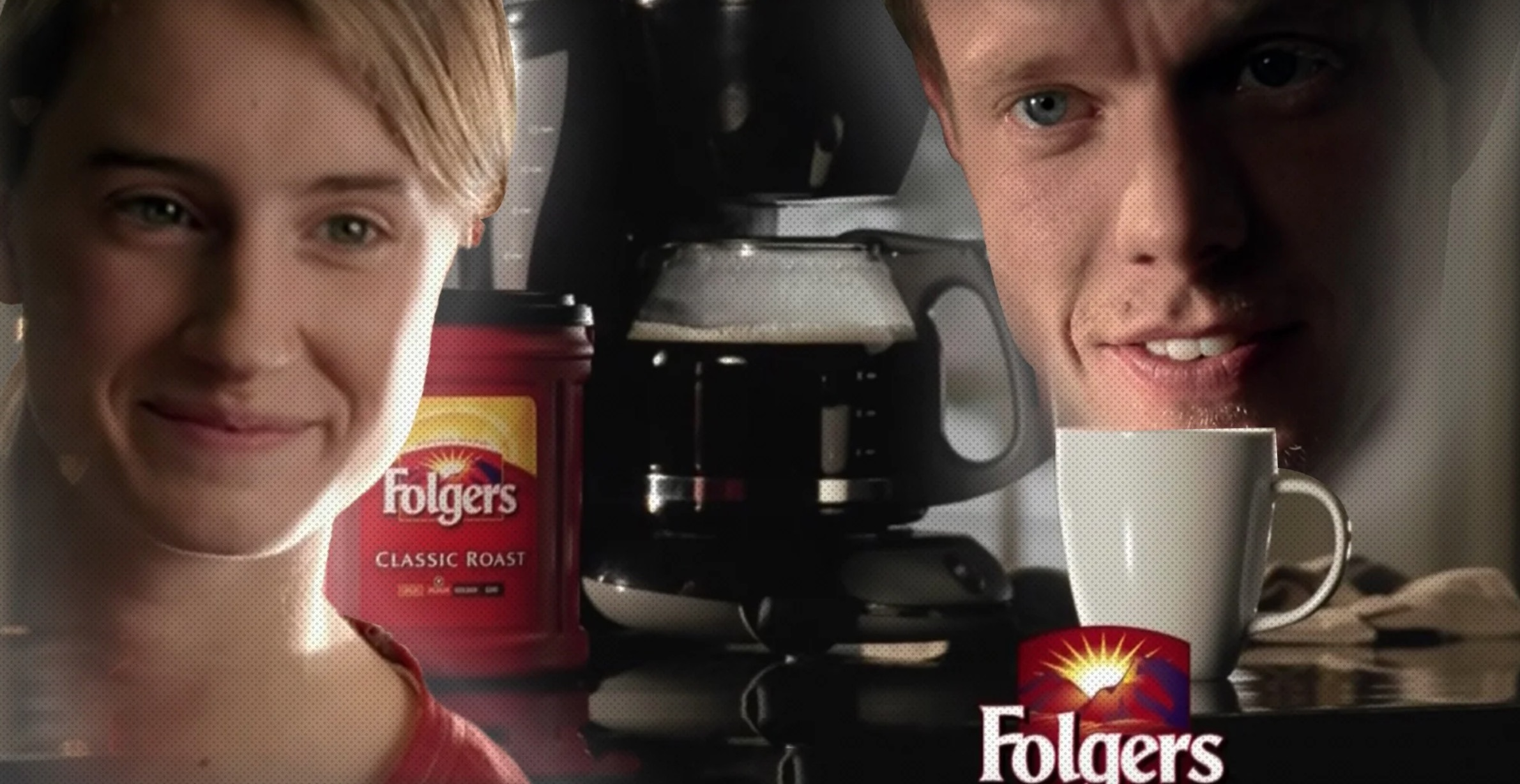 'You're My Present This Year': An Oral History Of The Folgers Incest Ad