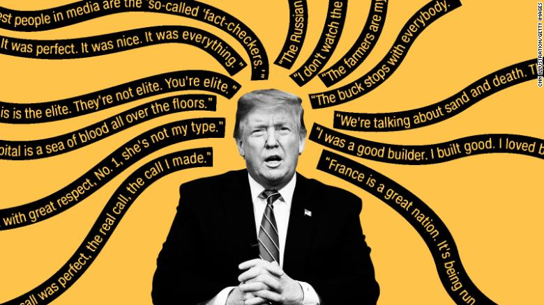 Donald Trump's 199 Wildest Lines Of 2019