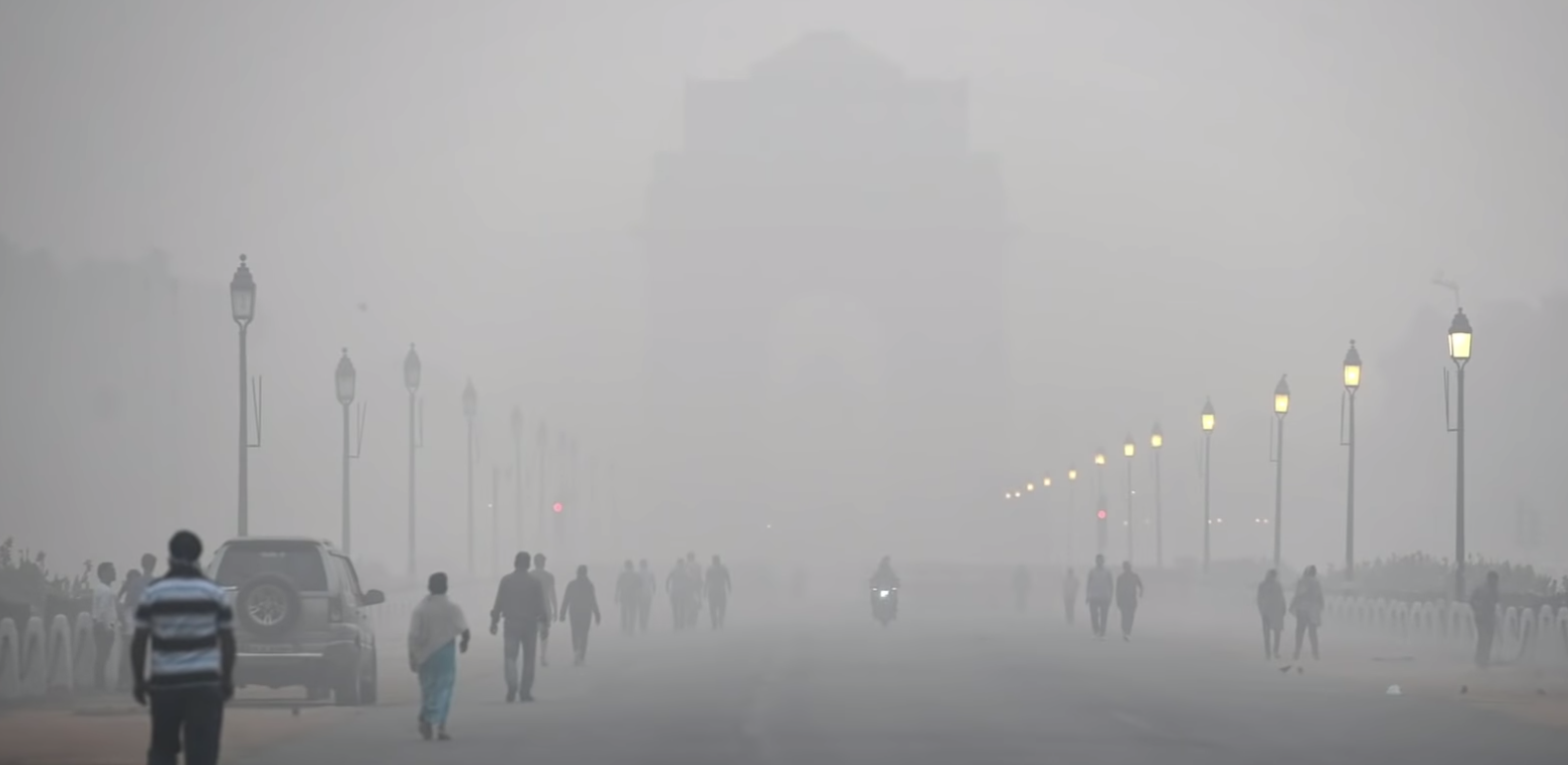 Why The Air In New Delhi Is More Deadly Than Ever