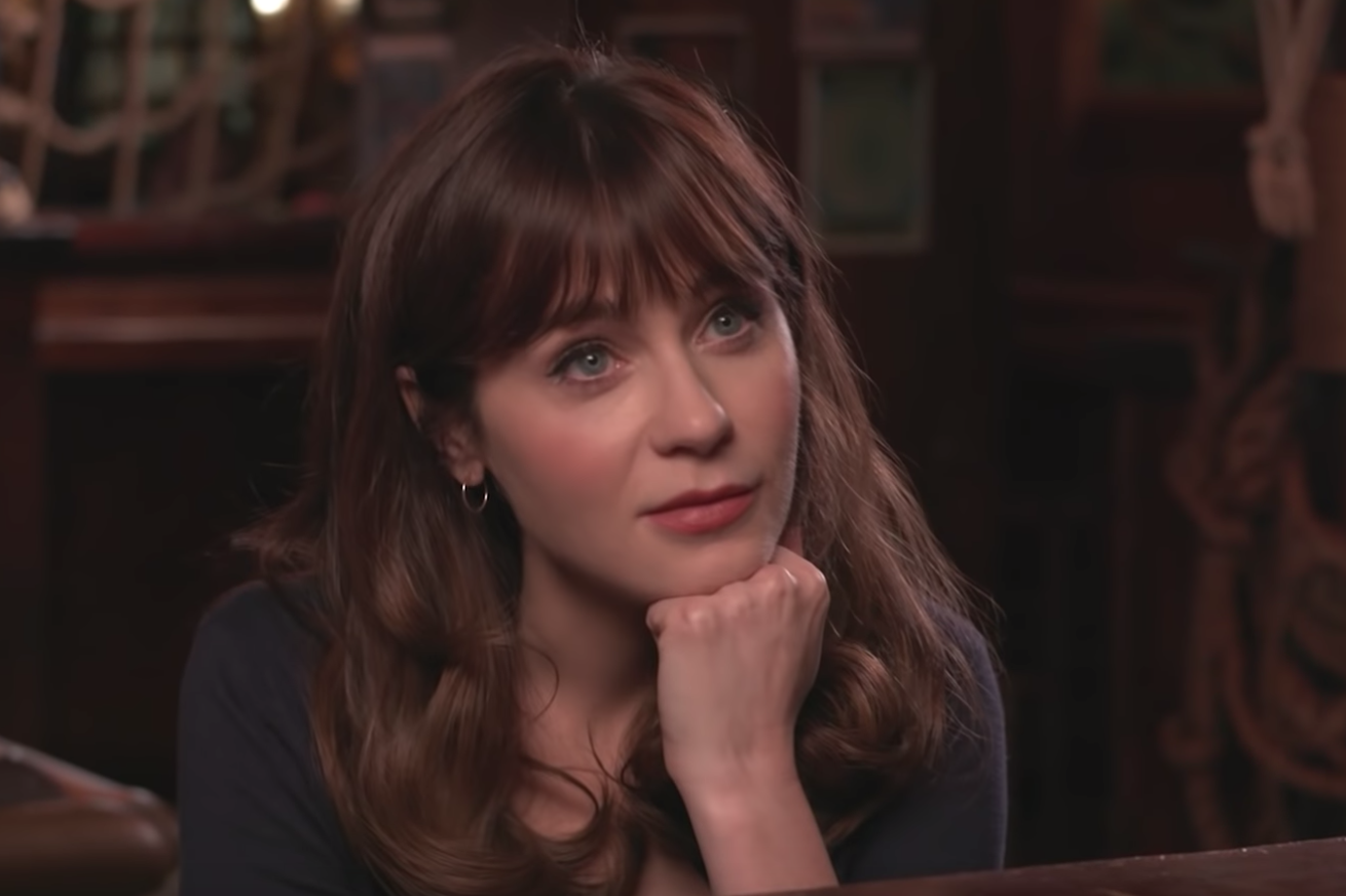 Zooey Deschanel Weighs In On People's Dislike Of Her Character In '500 Days Of Summer': 'Watch It Again'