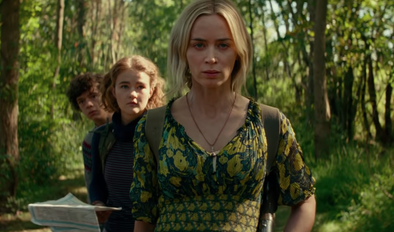 The Teaser For 'A Quiet Place Part II' Just Dropped