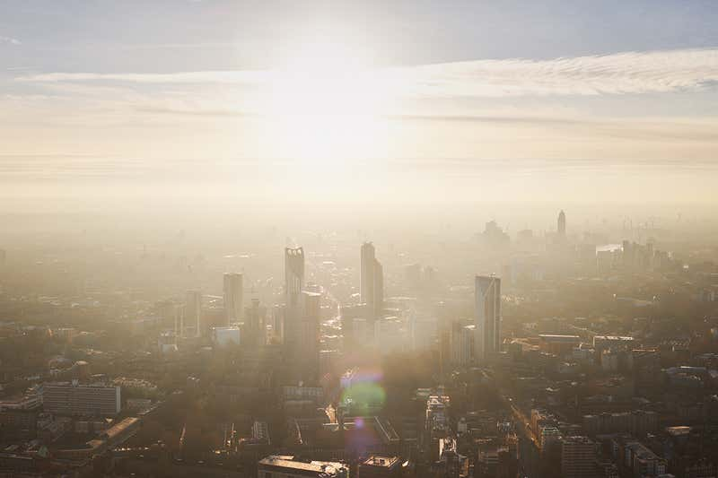 Air Pollution Linked To Increased Risk Of Depression And Suicide