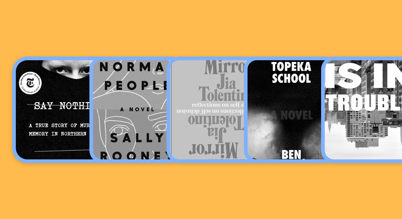 The Best Books Of 2019, According To Everyone