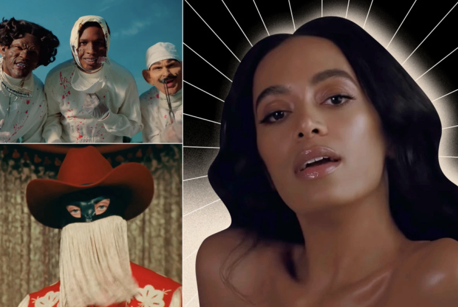 The Best Music Videos Of 2019