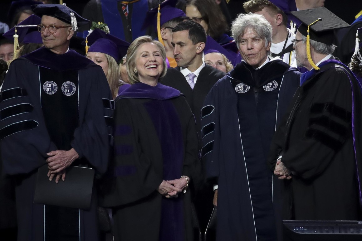 Hillary Clinton's Long, Strange Twitter Afterlife