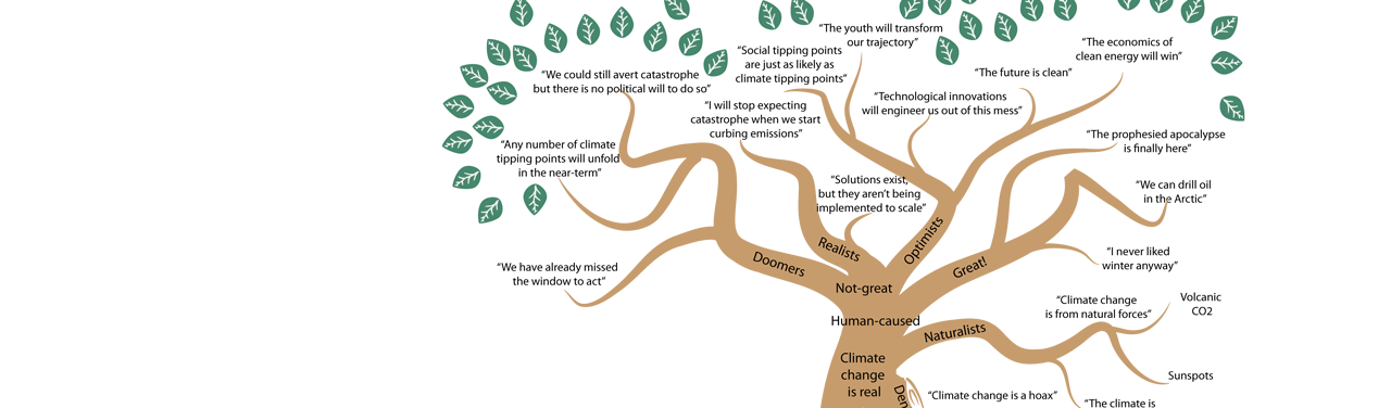 The Climate Learning Tree