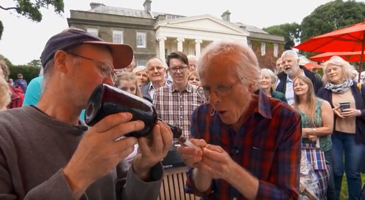 Antiques Roadshow Pro Accidentally Tastes Urine Dating Back To The 1840s